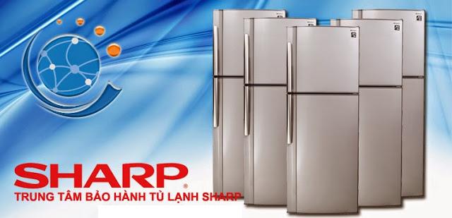 Sửa chữa bảo hành tủ lạnh Sharp