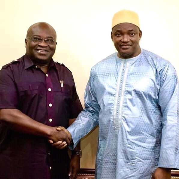 Abia 2019: The Gambia congratulates @GovernorIkpeazu on his victory