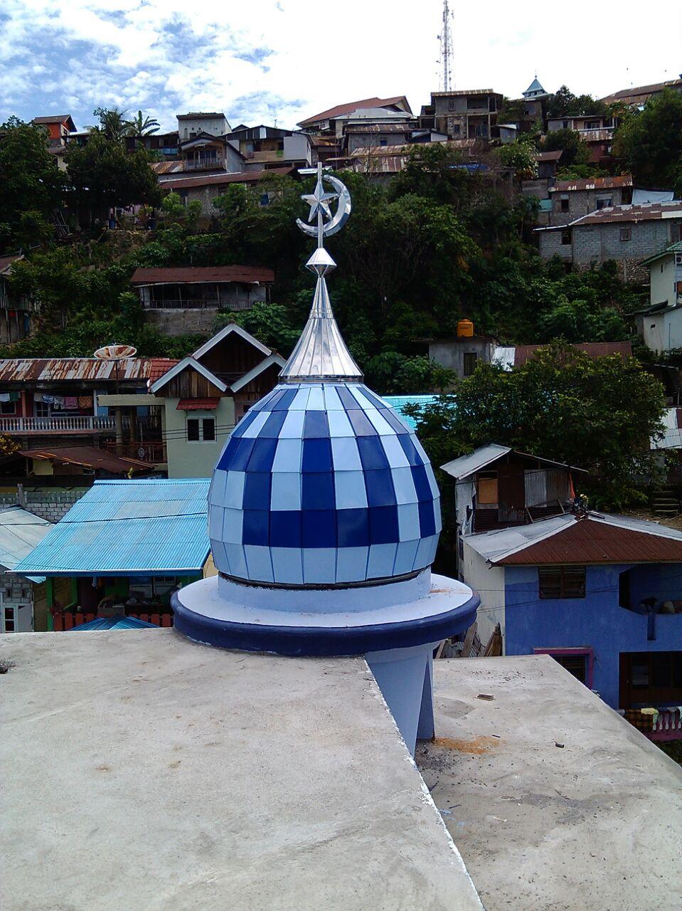 Kubah Masjid Ambon