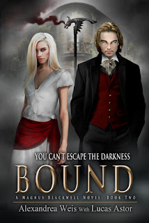 Excerpt: Bound by Alexandrea Weis & Lucas Astor