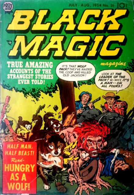 Simon-Kirby Black Magic 31