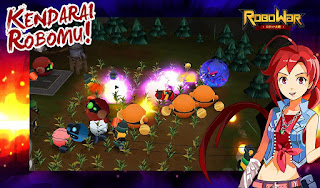 Download RoboWar APK for Android - Free Action Game