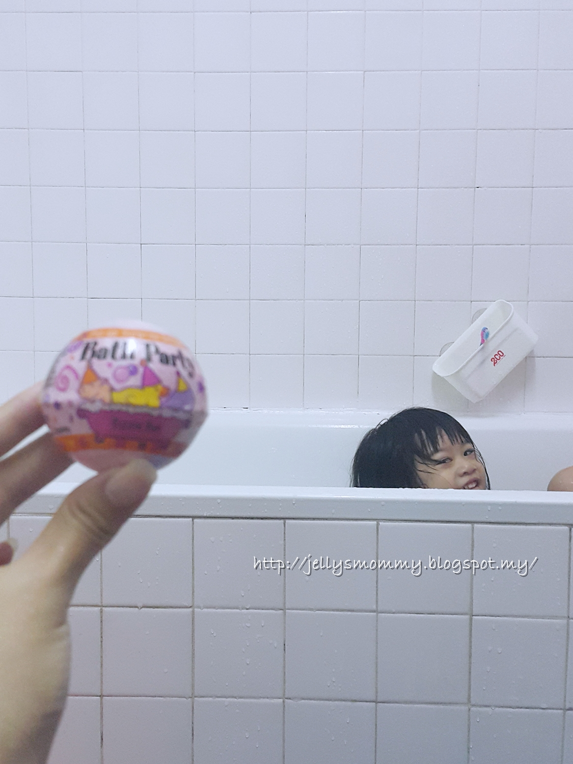 A little bit of Everything: Bath Party - Fizzie Fun (Smith ...