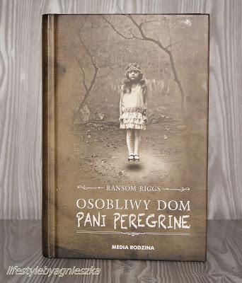 """Książkowa Sobota - Ransom Riggs - """"Osobliwy dom Pani Peregrine"""""""