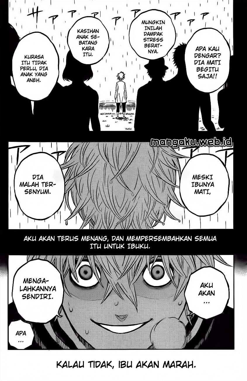 Black Clover Chapter 15 Kami Bertiga