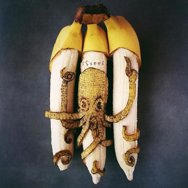 Bananas Em Obras De Arte