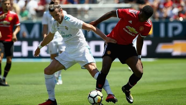Real Madrid vs Manchester United en vivo Supercopa