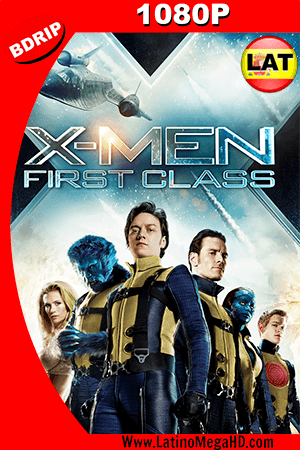 X-Men: Primera Generación (2011) Latino HD BDRIP 1080P ()