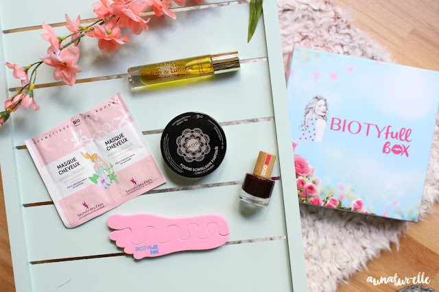biotyfull box mai 2017 : l'exclusive