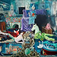 Rovira-Brull pintura surrealista