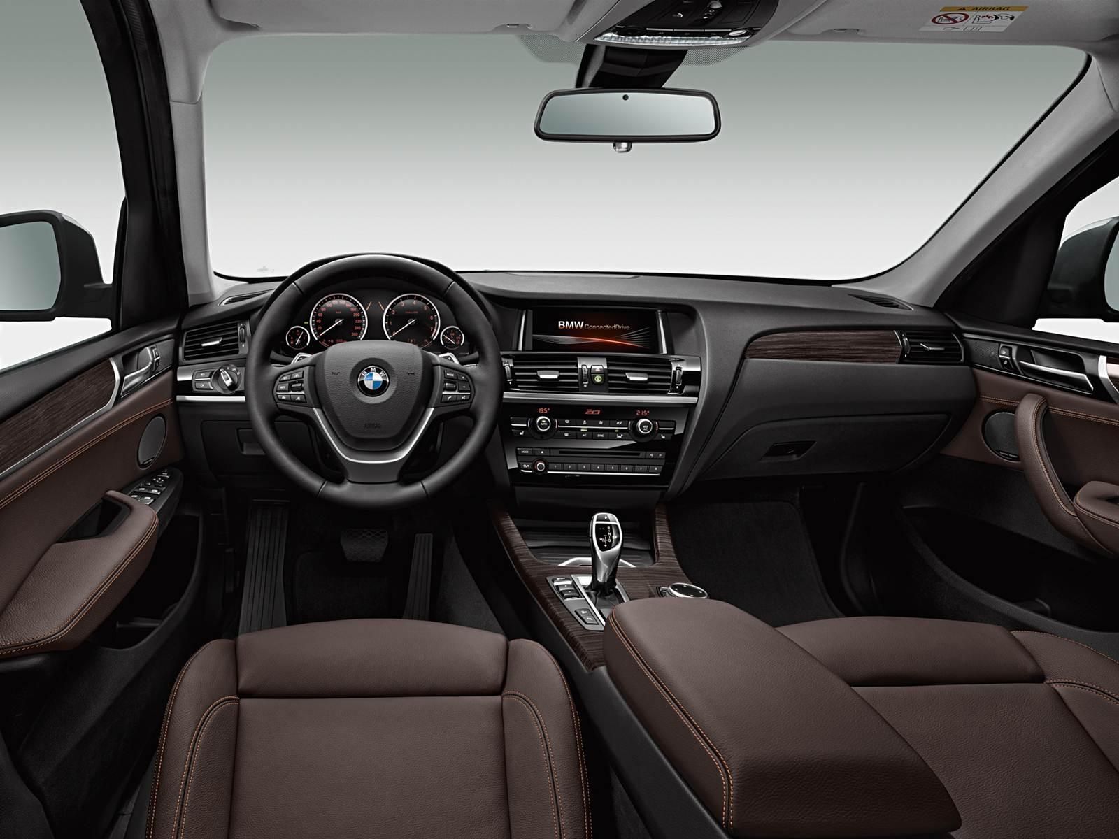 Novo BMW X3 ISOFIX Recall