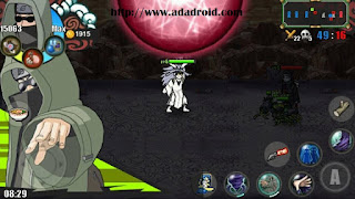 Update Naruto Senki The Last Fixed by Andris Apk