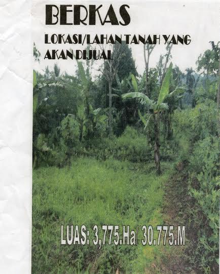 Lokasi tanah murah parungkuda Sukabumi