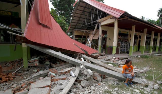 Kesaksian Pak Guru Soal Penanganan Gempa Lombok: Sangat Kejam Fitnah Media terhadap Korban