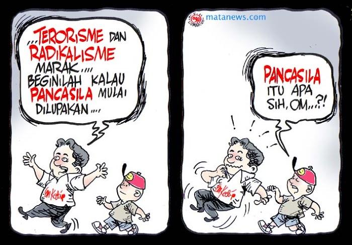Pancasila Tetap Menjadi Pilihan Mayoritas Santri Jawa Timur