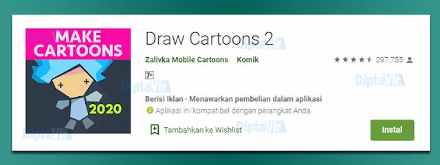 Draw Cartoons 2