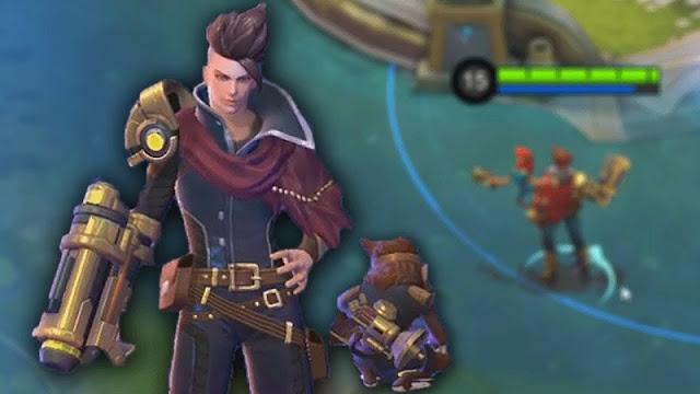 7 Marksman Terbaik Untuk Ranked Game Mobile Legends