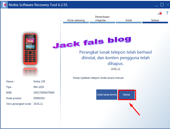 every nokia software recovery tool installer windows xp Nokia