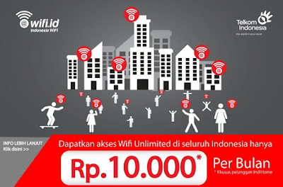 Wifi.id - Telkom Indonesia (source: indihome.co.id)