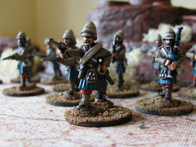 Artizan Highlanders for the North West Frontier