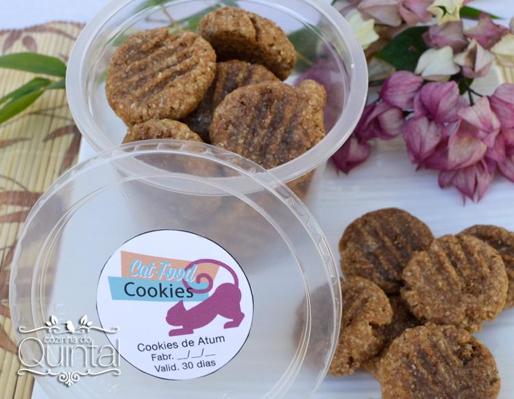 Cookies para Gatos na Cozinha do Quintal, para você faturar!!