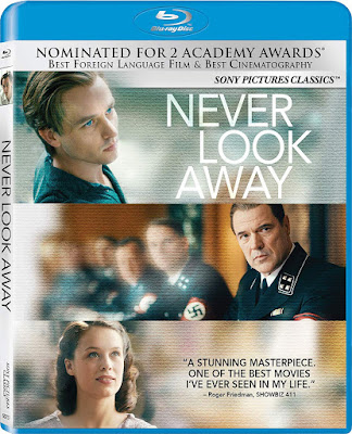 Never Look Away 2018 Blu Ray
