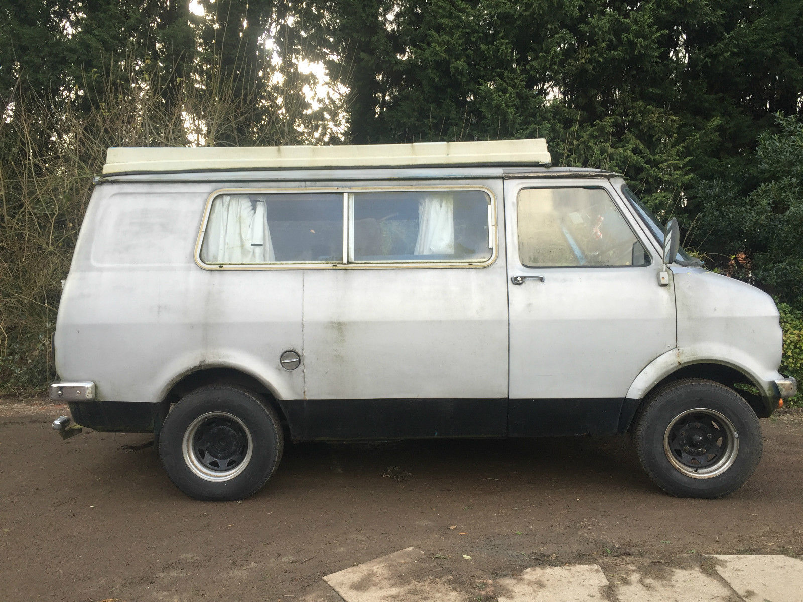 f3ffe4461f4c Makes a good Rat Rod style van or a restoration project if you want to  spend a lot of hours with a welder.