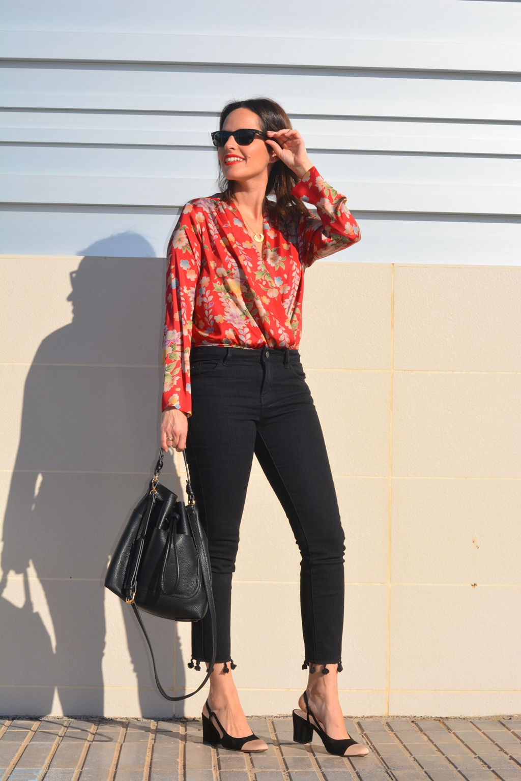 look-jeans-pompones-body-zara-chanel-mango