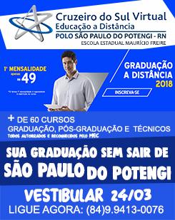 Clique e será redirecionado para a plataforma da Cruzeiro do Sul