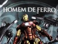 Resenha Homem de Ferro: Vírus - Alex Irvine