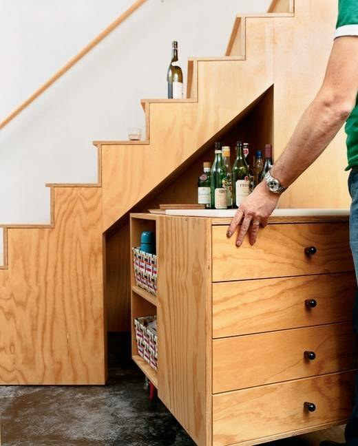 20 Eye Catching Under Stairs Wine Storage Ideas: 25 Trick And Hack Incredible Under Stairs Minimalist