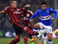 Head To Head dan Prediksi Skor AC Milan vs Sampdoria 13 April 2015
