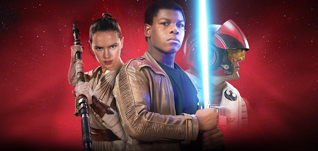 Star Wars: The Force Awakens - The Light Side Heroes