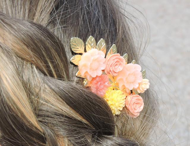 peigne-fleurs