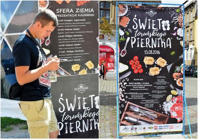 Relacja z obchodów Święta Toruńskiego Piernika