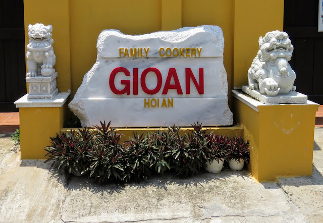 Gioan Cooking School in Hoi An Vietnam