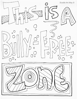 Counseling Corner: This Is A Bully-Free Zone!