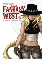 Fantasy West de Carlos Díaz Correia y Jacobo Márquez