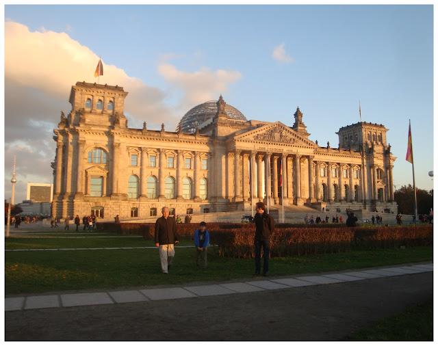 Reichtag (Parlamento Alemão), Berlim