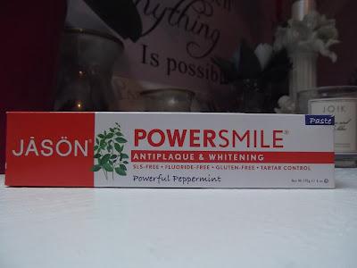 JĀSÖN zubná pasta Powersmile