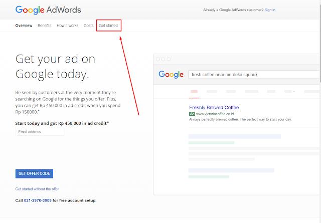 Cara Mudah Pasang Iklan Di Google