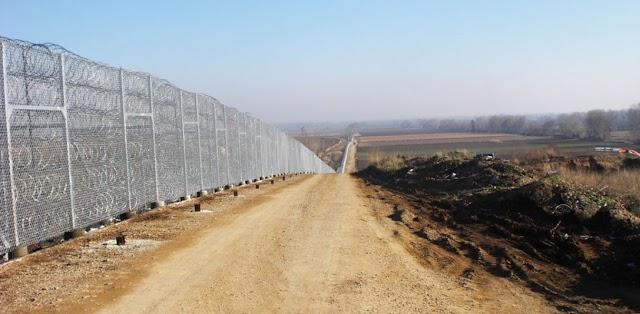 Φράχτης Έβρου: Η σκουριά στην κονσερτίνα και η εκκρεμότητα της παραλαβής (ΦΩΤΟ)