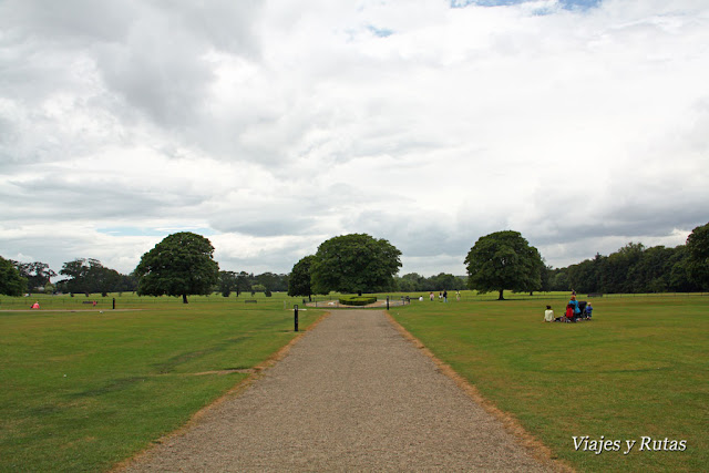 Jardines de Malahide Castle, Irlanda