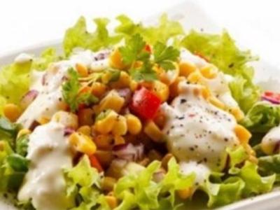 cara membuat menu salad sayur untuk diet