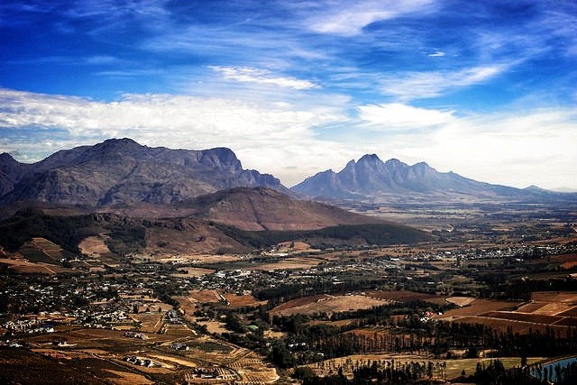 Paarl,South Africa