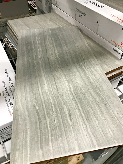 Light gray tile Lowe's
