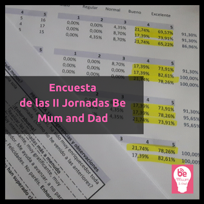 Jornadas Be Mum and Dad