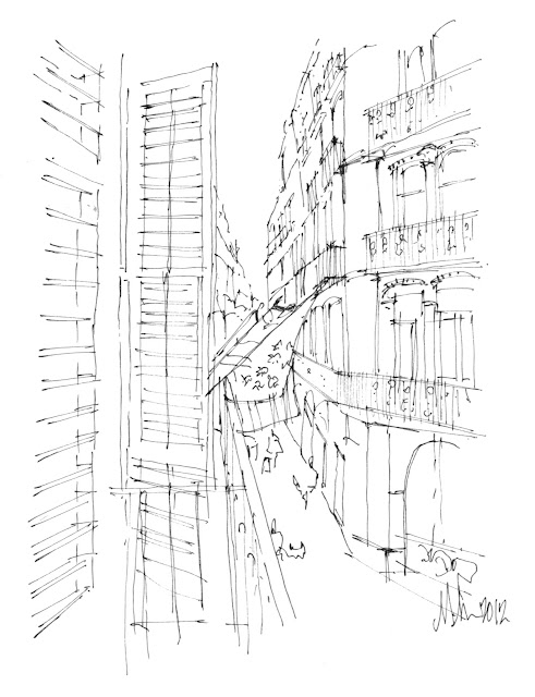 A Schematic Life: Barcelona 2012
