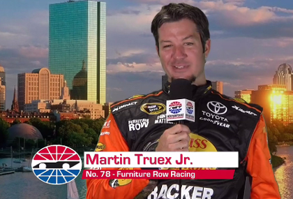 Martin Truex Jr. Could Not Help But Crack-Up After His Take! - #nascar