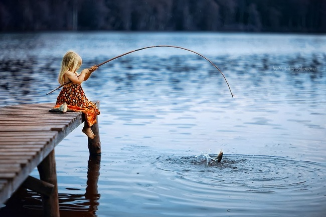 Fishing in freshwater